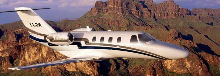 Light Jet Cessna Citation CJ1 to charter for private intra-european flights with LunaJets,increased performance, spacious, weekend break, CJ1