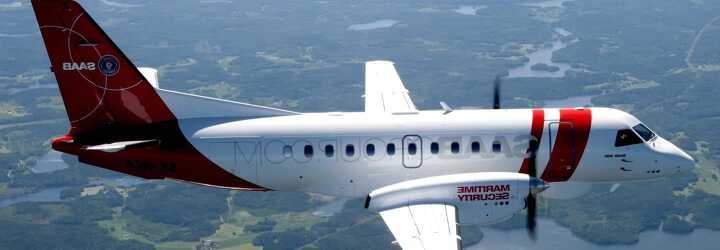 Turboprop Airliner Saab 34 to charter for private aviation flights with LunaJets for short-haul flights, large capacity and excellent price